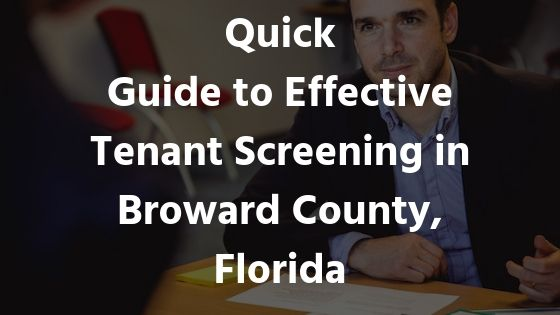 Tenant-Screening-Broward-County-Florida