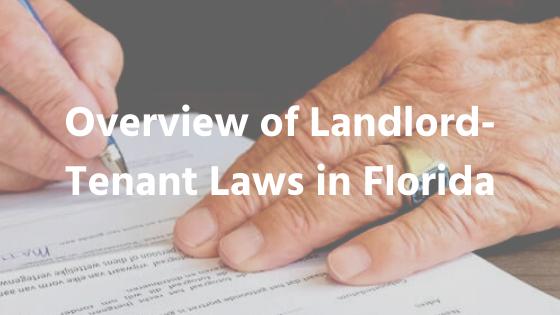 landlord-tenant-laws-florida-FloridaRealty
