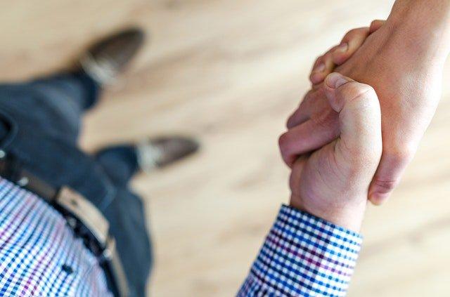 landlord handshake